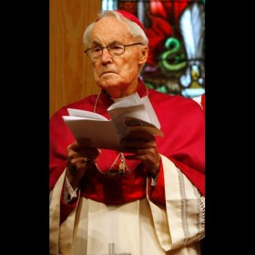 The life and faith of retired Bishop Lyne, a 'true churchman'