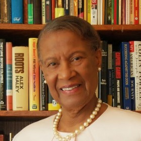 Where are the African-American cardinals? An interview with Dolores Foster Williams